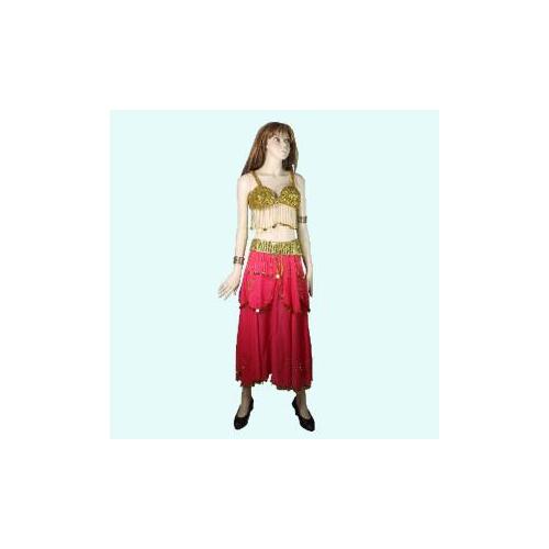 エジプトのベリーダンス衣装