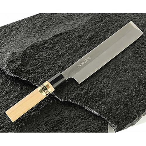 片刃ズンブリ薄刃包丁