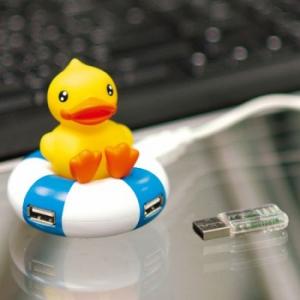 B.DUCK ビーダック USBハブ