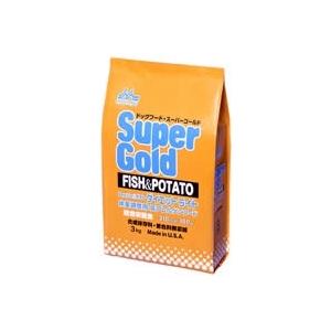 スーパーゴールド フィッシュ&ポテト 犬用 ダイエットライト 体重減量用 ドライフード 8kg