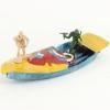 スリランカのポンポン船