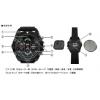 腕時計型カメラ  暗視機能付き 大容量バッテリー搭載 小型カメラ (microSD 8GBバージョン) カモフラージュカメラ スパイカメラ TEM-490 画像