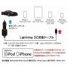 送料無料★iPhone5&iPad・iPod対応DC充電器12/24VOK新品