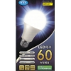 LED電球60W形相当★E26口金・昼光色・2個/セット PLB-H7W-CW2P 画像
