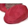 帽子/タフタシャドーチェックハンチング(赤)