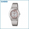 CASIO カシオ wave ceptor ソーラーアナログ LWQ-10DJ-7A2JF 腕時計/電波/女性用/婦人用