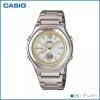 CASIO カシオ wave ceptor ソーラーコンビネーション LWA-M160D-7A2JF 腕時計/電波/女性用/婦人用