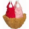アイスクリームシャンプーボトル