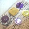 ボタンセット[Purple & Yellow]