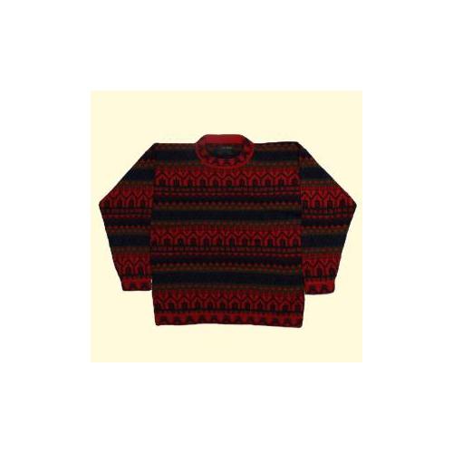 アルパカのセーター