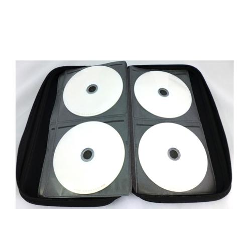 ブルーレイに最適★64枚収納・セミハードタイプディスクケース eh-r17bk 画像