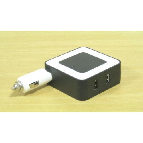 送料無料★モバイルダイレクトコンセント30W出力・USB2ポート付 mdu-48 画像