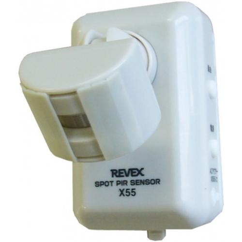 スポット人感センサーから離れた場所でバイブと光と音でお知らせします。 X55-X300 画像