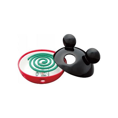 ミッキーマウス 蚊遣り器