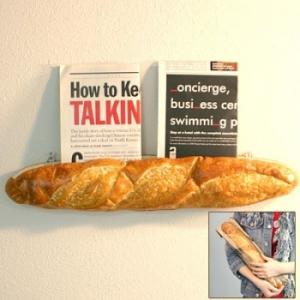 ディスプレイスタンド フランスパン