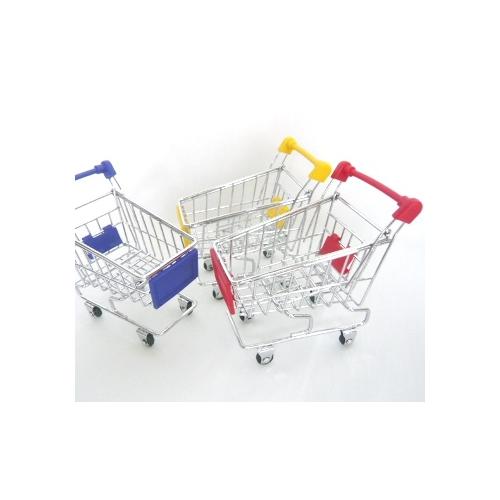 ミニチュア ショッピングカート