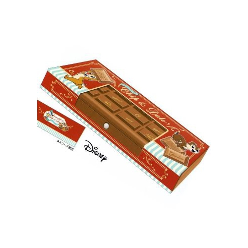 チップ&デール チョコレートプラペンケース