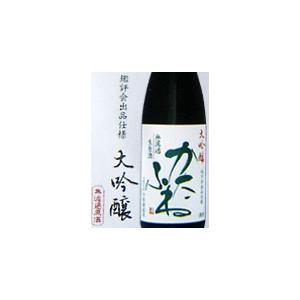 大吟醸かたふね(出品酒仕様)/720ml