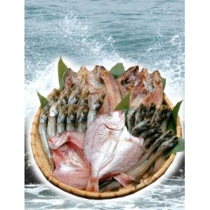 日本海からの贈り物・名立干物Aセット