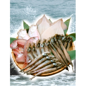 日本海からの贈り物・名立干物Bセット