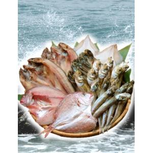 日本海からの贈り物・名立干物Cセット