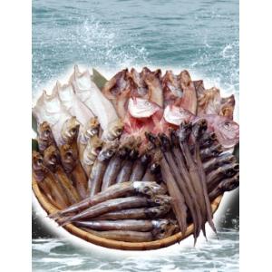 日本海からの贈り物・名立干物Dセット