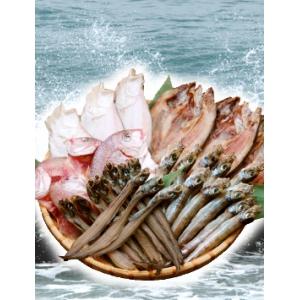 日本海からの贈り物・名立干物Eセット