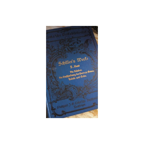 ドイツ語アンティーク洋書 蒼い天使の本 1910年