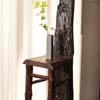 流木の飾り椅子