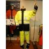 GORE-TEXの高視認性作業用防寒コート