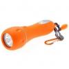 水に浮く LED防水ラバーライト オレンジ