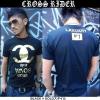 【CROSS RIDER】NO.1 ADIOSロゴT