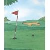 オリジナル絵本「ゴルフの本」