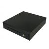 レジポ対応 USBダイレクト接続キャッシュドロワ (ブラック)