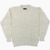 ベビーアルパカのセーター