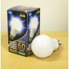 LED電球60W形相当E26口金・昼光色