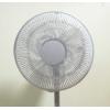 扇風機安全カバー30〜35センチ羽根用・ホワイト/ブルー2色/セット