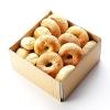 【送料無料】愛媛産小麦使用『媛っ粉ベーグルセット(プレーン・きな粉・スコーン)』