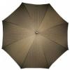 A.S.Manhattaner's紳士傘65cm×8k手開き晴雨兼用雨傘ストライプ