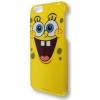 スポンジボブ iPhone6対応シェルジャケット フェイス
