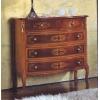 イタリア家具 4段チェスト 4302
