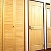 ヒノキ無垢ドア