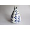 Gustavsbergグスタフスベリ Indigp インディゴ Karin Bjorquist カリン・ビョールクイスト 花瓶 スタジオ制作