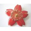 桜の花 ブローチ(2)