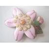 桜の花 ブローチ(3)