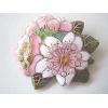 桜の花 ブローチ(6)