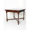 木製 【英国アンティーク調】 ドローリーフテーブル / ダイニングテーブル