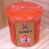 GONESH CANDLE No.4