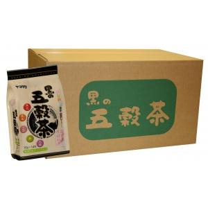 黒の五穀茶 14包ケース買い(12ヶ入)